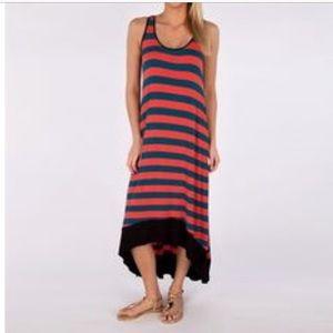 Kenzie high low Maxi Dress